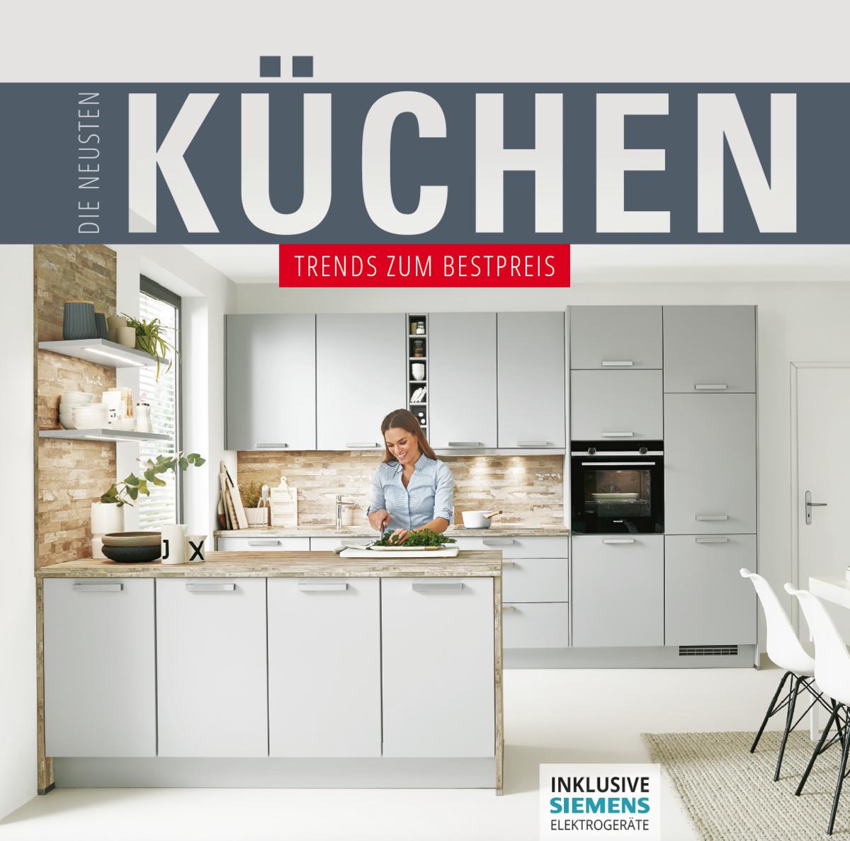 Küchenzentren Küchen ganz nach Ihrem Geschmack   Möbel-Schau ...